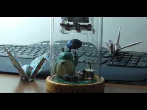 Studio Ghibli Totoro Music Box