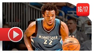 Andrew Wiggins Full Highlights vs Magic (2016.11.09) - 29 Pts, 6 Ast