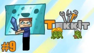 RETURN OF SLIMEY - Let's Minecraft - Tekkit - 9
