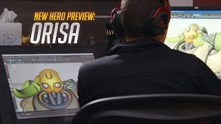 New Hero Preview: Orisa | Overwatch