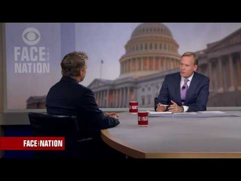 Face The Nation | Rand Paul Interview (11/20)