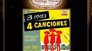 Los Tres Diamantes -- Miénteme Más (Bolero) (VintageMusic.es)