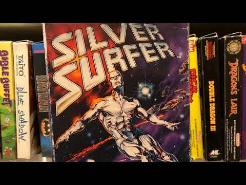 Silver Surfer (NES) Full Playthrough w/ Mike Matei