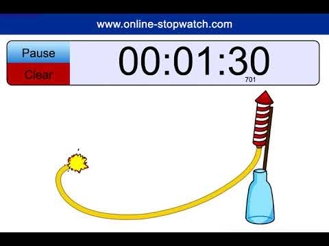 3 minute timer Rocket! - YouTube
