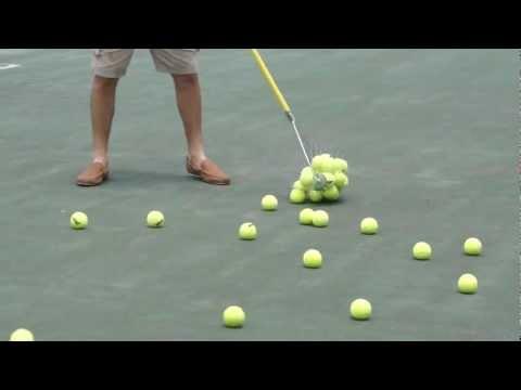 Tennis Ball Wizard