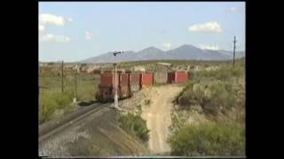 SP East of Tucson and Phoenix Line