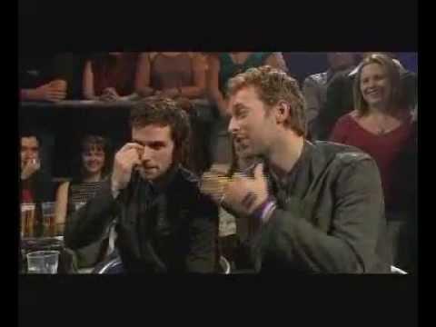 Chris Martin and Guy Berryman - Interview at Jools Holland 2005