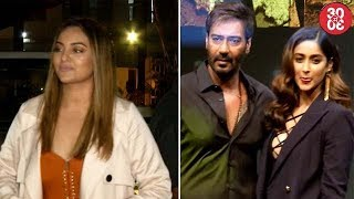Sonakshi Ignores Her Ex-boyfriend Bunty  Ajay–Ileana Become Close Friends On The Sets Of