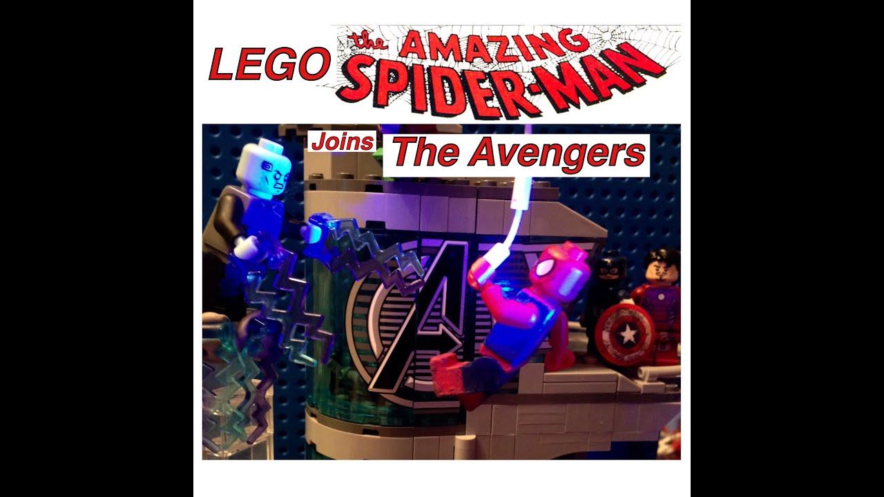 Lego amazing spider man the next avenger youtube - Lego the amazing spider man 3 ...