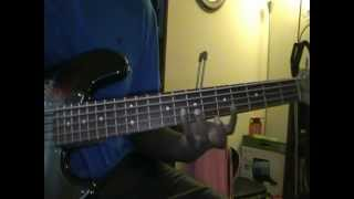 How To Play Shout Music On The Bass Guitar
