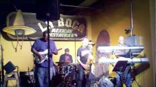 Rohn Lawrence & Friends with Special Guest Vincent Ingala - ROCK WITH ME - September 27, 2012