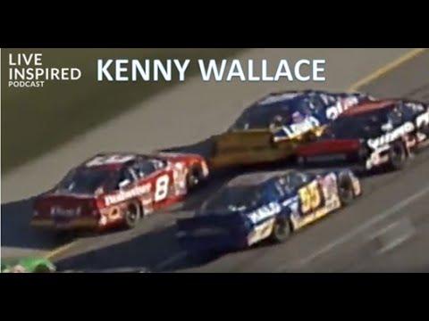 Kenny Wallace Dale Earnhardt And My Greatest Highlight Youtube Wallace is de jongste van drie broers van russ en judy wallace. kenny wallace dale earnhardt and my greatest highlight