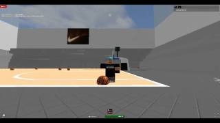 Roblox- How to shoot backwards in basketball