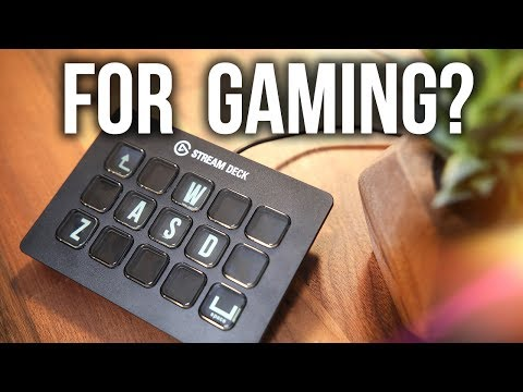 Using the Elgato Stream Deck for Gaming?
