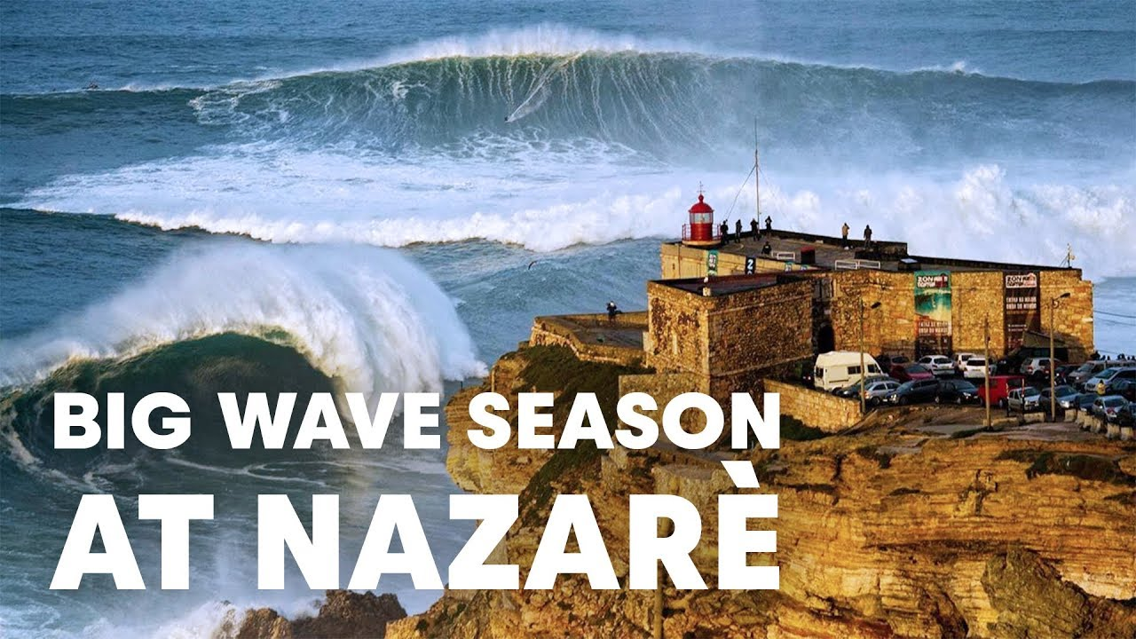 The Historic Nazaré Season of 2017-2018