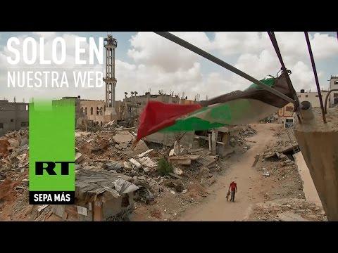 """""""Ayúdenme... me estoy muriendo"""": Los tristes recuerdos del ataque israelí contra Gaza"""
