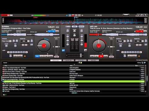 DJ BL3ND (PODCAST MIX VOL.2) DJ FEEZ IN VIRTUAL DJ