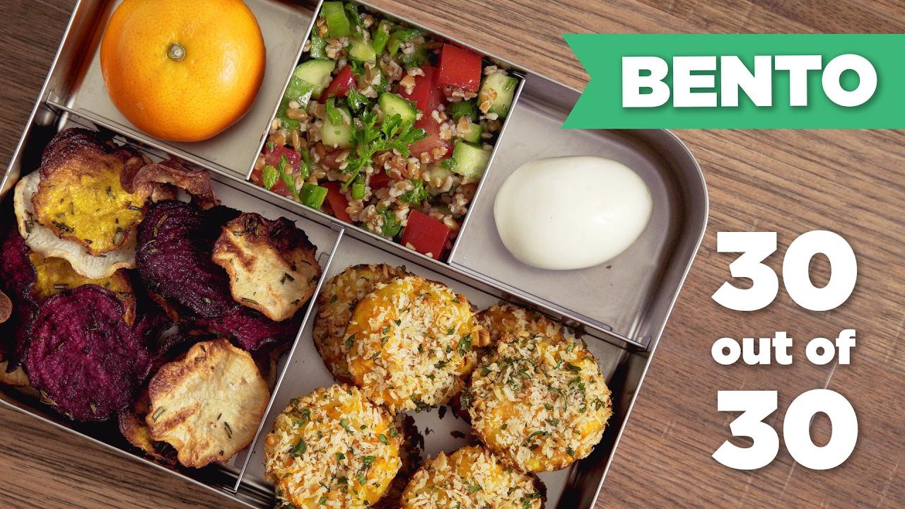 bento box healthy lunch 30 30 vegetarian mind over. Black Bedroom Furniture Sets. Home Design Ideas