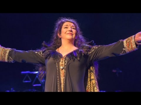 Kate Bush's first concerts in 35 years - YouTube
