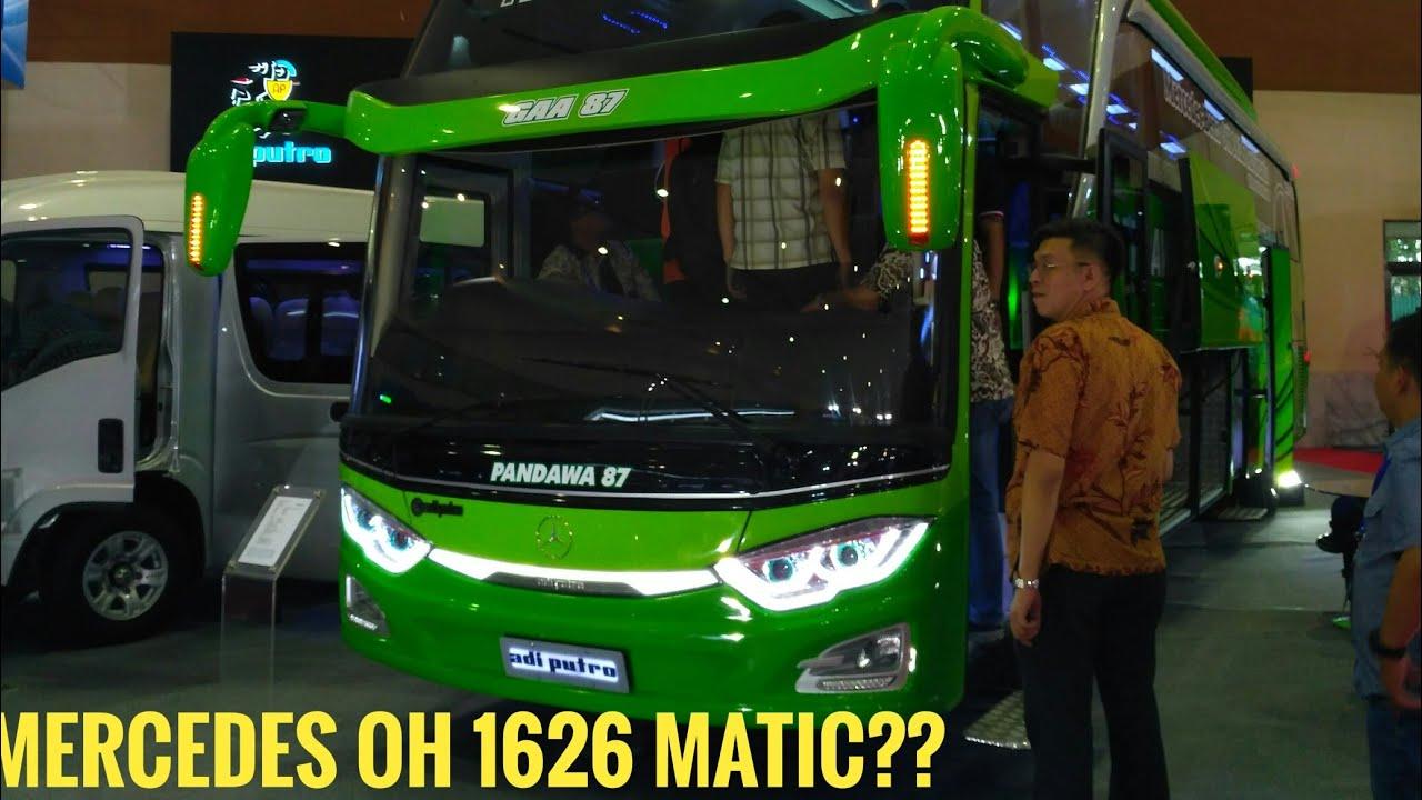 GII VEC 2018 Melihat Detail Bus Pandawa 87 AdiPutro