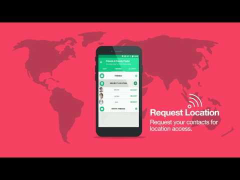 friend and family locator