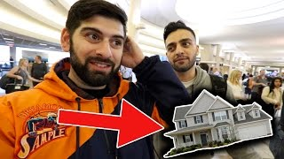 WE GOT OUR OWN HOUSE! (THIS IS GONNA BE CRAZY)