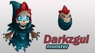 Monster Legends How to Breed Darkzgul