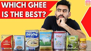 25 Ghee Brands in India Ranked from Worst to Best