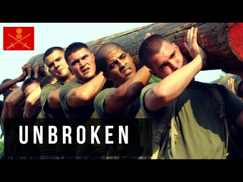 Unbroken - Indian Army Officer Motivational Video