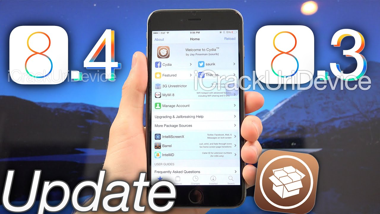 iOS 8.4 Jailbreak iOS 8.3 Achieved: I0n1c\u0027s Non-Untethered Jailbreak