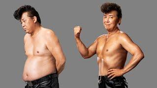 嶋大輔、ライザップで15キロ減 血糖値も改善 RIZAP新CMが公開