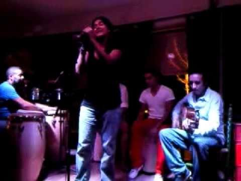 Alba Molina Jam Session D´Manué Percusión.3gp
