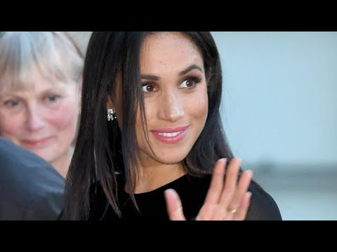 Meghan Markle Attends Her First Solo Royal Engagement