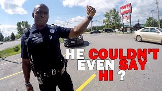 ANGRY & COOL COPS vs BIKERS | MOTORCYCLE vs POLICE | [ Episode 120]