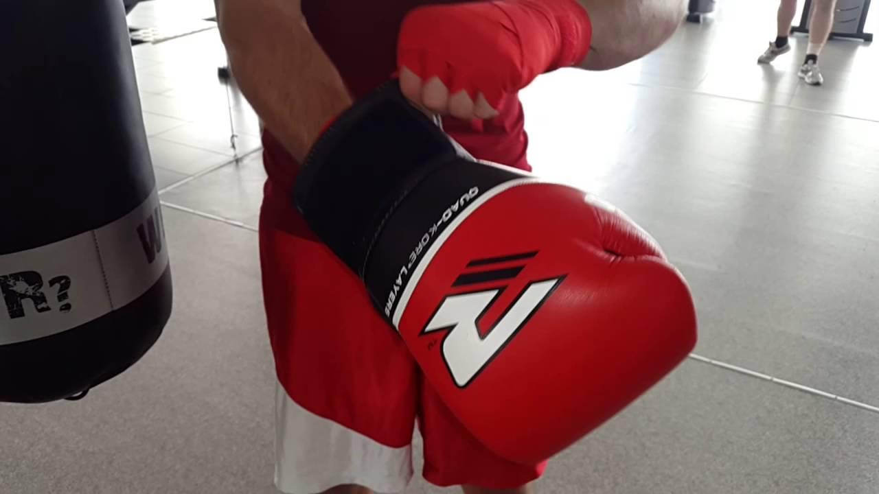 Детские боксерские перчатки RDX BGK - YouTube