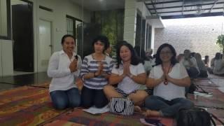 Syukuran RIT's Yoga Studio Lippo Ckrg