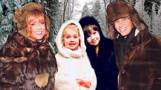 Приоритеты в семье Пугачевых Галкиных на лицо, дети Гарри и Лиза наполняют.