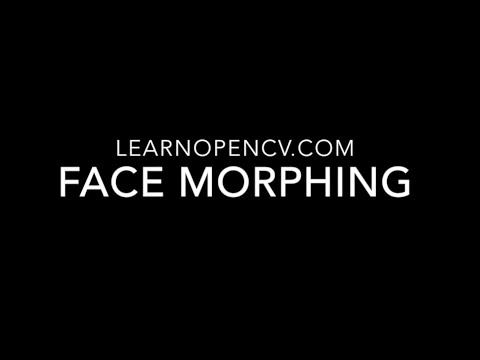 Face Morphing using OpenCV (C++ / Python)