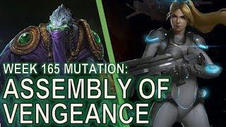 Starcraft II: Co-Op Mutation #165 - Assembly of Vengeance