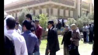 يوم جامعة الموصل 1/4/2009 افراح  الجزء 2  Mosul   Iraq
