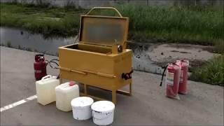 видео Ручная машина по заливке швов VG 50