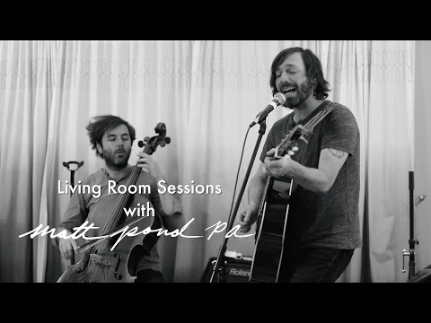 Living Room Sessions with Matt Pond PA