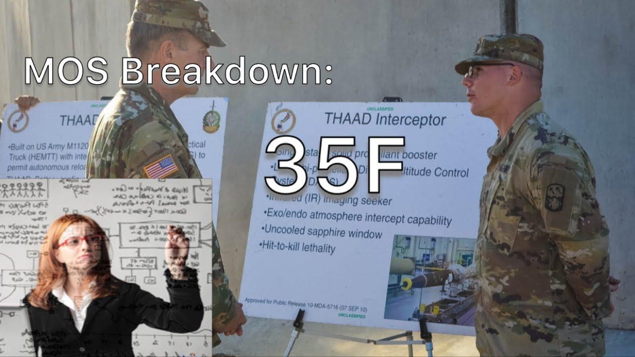 Mos 35f duty stations