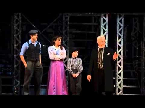 Newsies - Curtain Speech by John Dossett
