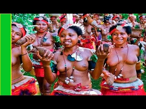 Los 10 rituales tribales más raros del planeta / Tribus salvajes. ¡No lo podrás creer!