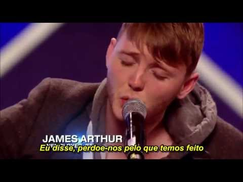 James Arthur - Tulisa 'Young' OFFICIALX Factor 2012 [Legendado]