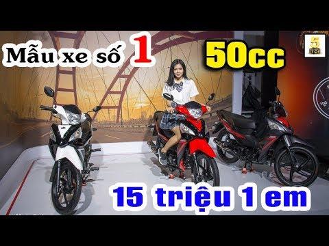 Đây Mới Chính Là Chiếc Xe TỐT NHẤT Trong Phân Khúc 50cc ▶️ Kymco Visar 50cc 🔴 TOP 5 ĐAM MÊ