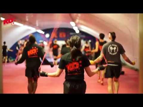 Ko Gym London HQ Training