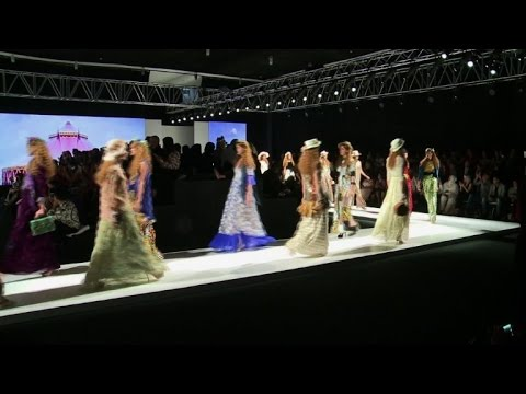 Arab Fashion Week flaunts 'ready couture' in Dubai
