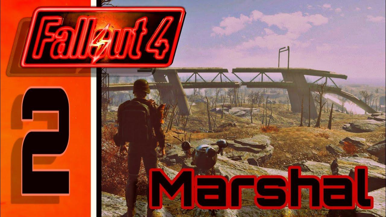 #Bethesda Fallout 4 - Marshal - Part 2